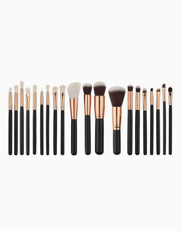 20-Piece Makeup Brush Set by Brush Work