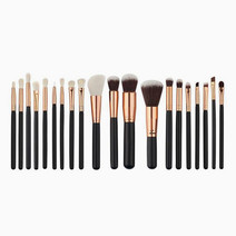 20-Piece Makeup Brush Set by Brush Work