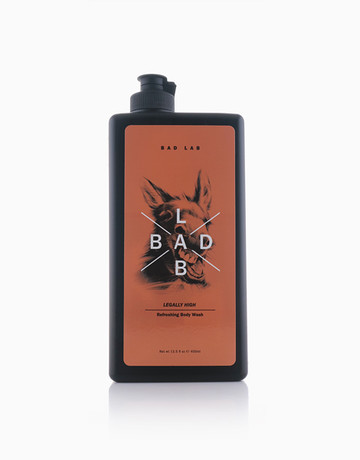 Refreshing Body Wash (400ml) by Bad Lab