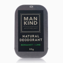 Natural Deodorant by Mankind Apothecary Co. in