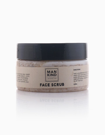 Face Scrub by Mankind Apothecary Co.