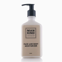 Face and Body Moisturizer by Mankind Apothecary Co.
