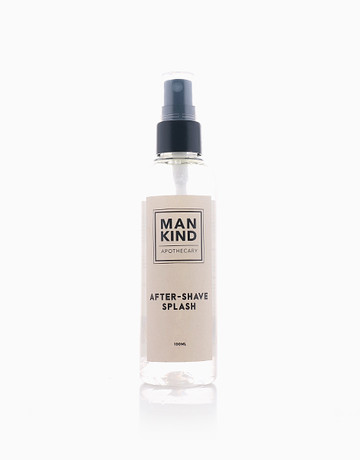 After-Shave Splash by Mankind Apothecary Co.