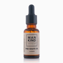 Pre-Shave Oil by Mankind Apothecary Co. in