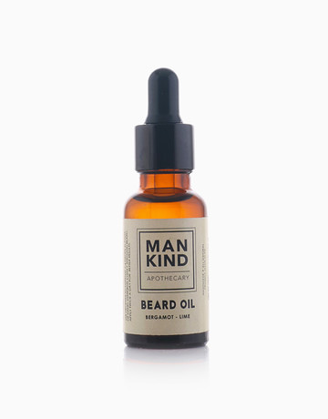 Beard Oil by Mankind Apothecary Co.