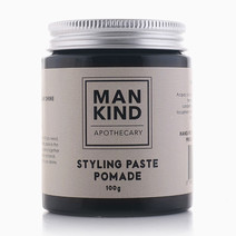 Styling Paste Pomade by Mankind Apothecary Co. in
