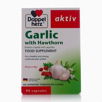 Garlic + Hawthorn by Doppelherz