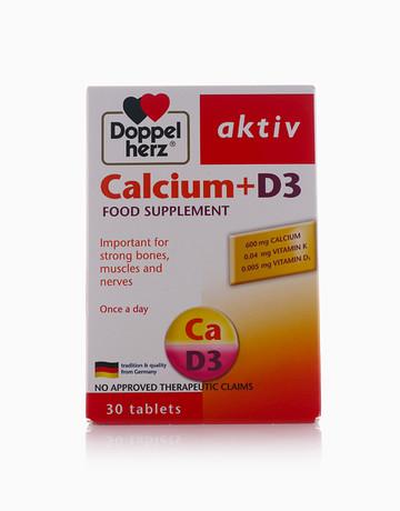 Calcium + D3 by Doppelherz