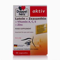 Lutein + Zeaxanthin by Doppelherz