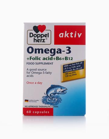 Omega3 + Folic Acid by Doppelherz