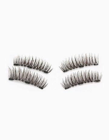 3D Magnetic Eyelashes (4 Pcs.) by Brush Work