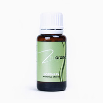 Rosemary Essential Oil (15ml) by Zellaroma