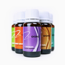 Zellaroma basic essential oils care kit  6 x 15ml