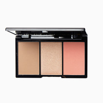 Contour & Highlight Palette by BLK Cosmetics