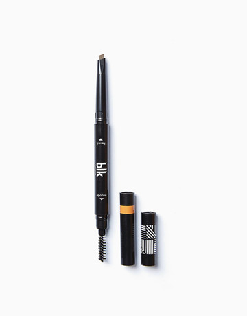 Brow Sculpting Pencil Duo by BLK Cosmetics