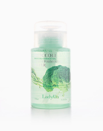 Broccoli Make-Up Remover by Ladykin