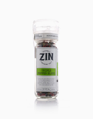 Triple Pepper Blend by Zin