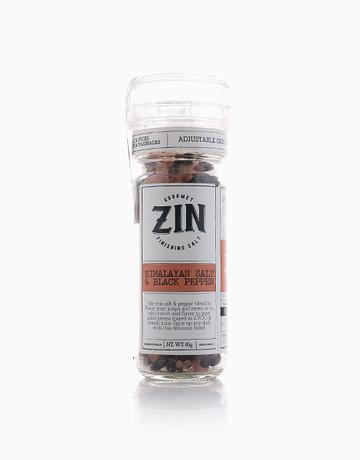 Himalayan Salt & Black Pepper by Zin