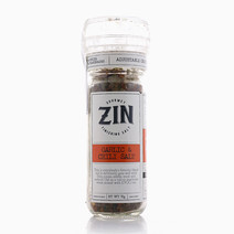 Garlic Chili Salt by Zin