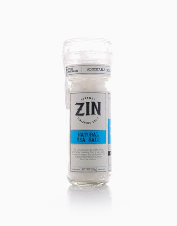 Natural Sea Salt by Zin