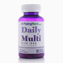 Daily Multi With Iron by Piping Rock