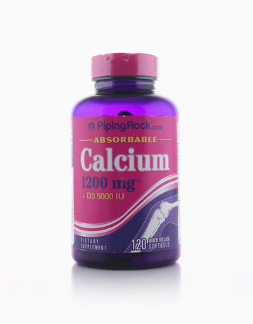 Absorbable Calcium 600mg by Piping Rock