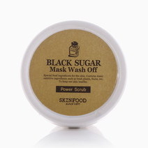 Black Sugar Mask by Skinfood in