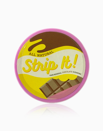 Hair Removal Chocolate Sugaring Kit by Strip It