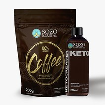 Bulletproof Coffee Set (250ml) by SOZO Natural