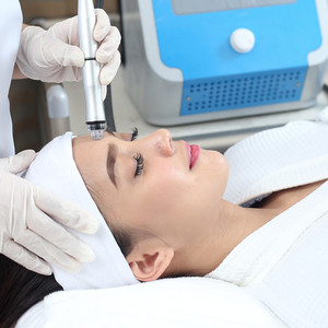 Nourishing Package: Hydrafacial + Diamond Peel + Infusion by Lumiere Skin and Spa
