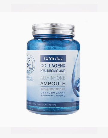Hyaluronic Acid Ampoule by Farmstay