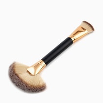 Brushwork sculpting duo makeup brush
