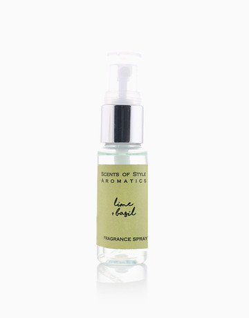 Basil & Lime (20ml) by Scents of Style