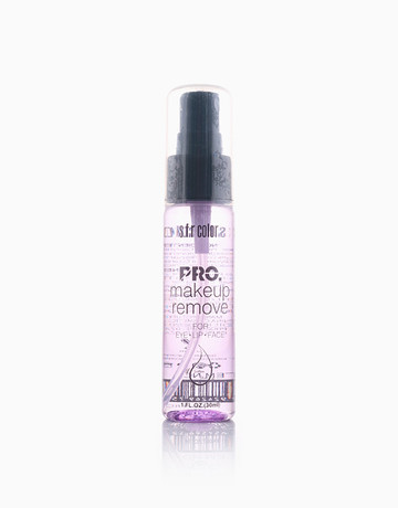Pro Makeup Remover Spray by SFR Color