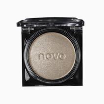 Single Eyeshadow with Mirror by Novo Cosmetics