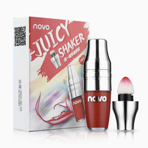 Juicy Shaker Lip Oil by Novo Cosmetics