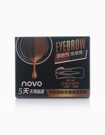 Eyebrow Cushion-cara #1 by Novo Cosmetics