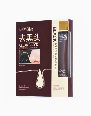 2-Step Pore Cleansing Mask by Bioaqua
