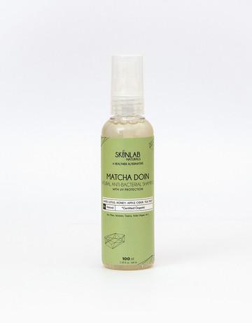 Antibacterial Shampoo by Skinlab Naturals