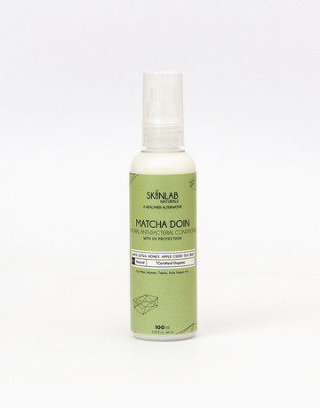 Conditioner with UV Protection by Skinlab Naturals