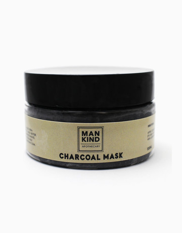 Charcoal Mask by Mankind Apothecary Co.