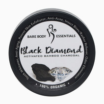 Bare body essentials black diamond activated charcoal