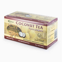 Coconut Tea (30 Teabags) by Carica