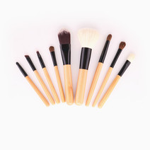 9-Piece Natural Hair Brush Set by PRO STUDIO Beauty Exclusives