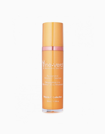 Resveratrol Vitamin C Cleanser by Vine Vera