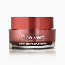 Vine vera resveratrol merlot refining peeling 1