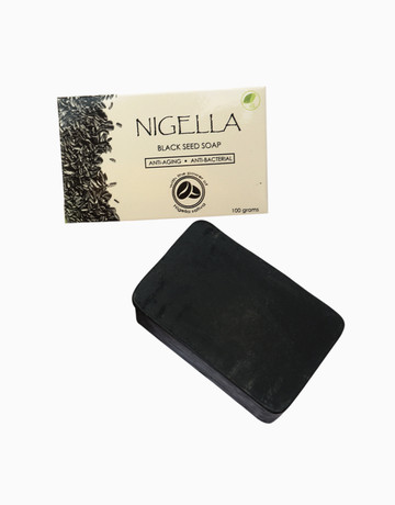 Black Seed Soap by Nigella Black Seed