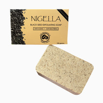 Nigella black seed exfoliating soap 100g