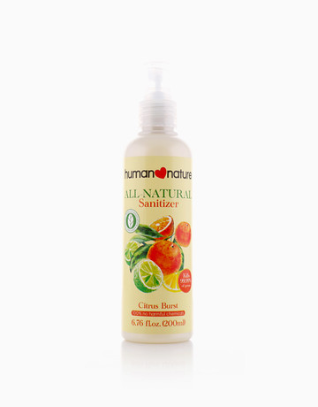 Citrus Burst Spray Sanitizer by Human Nature