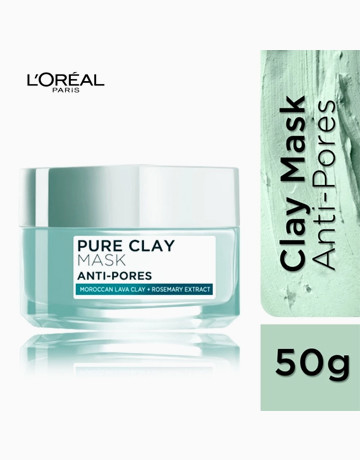 Anti-Pores Pure Clay Mask by L'Oreal Paris